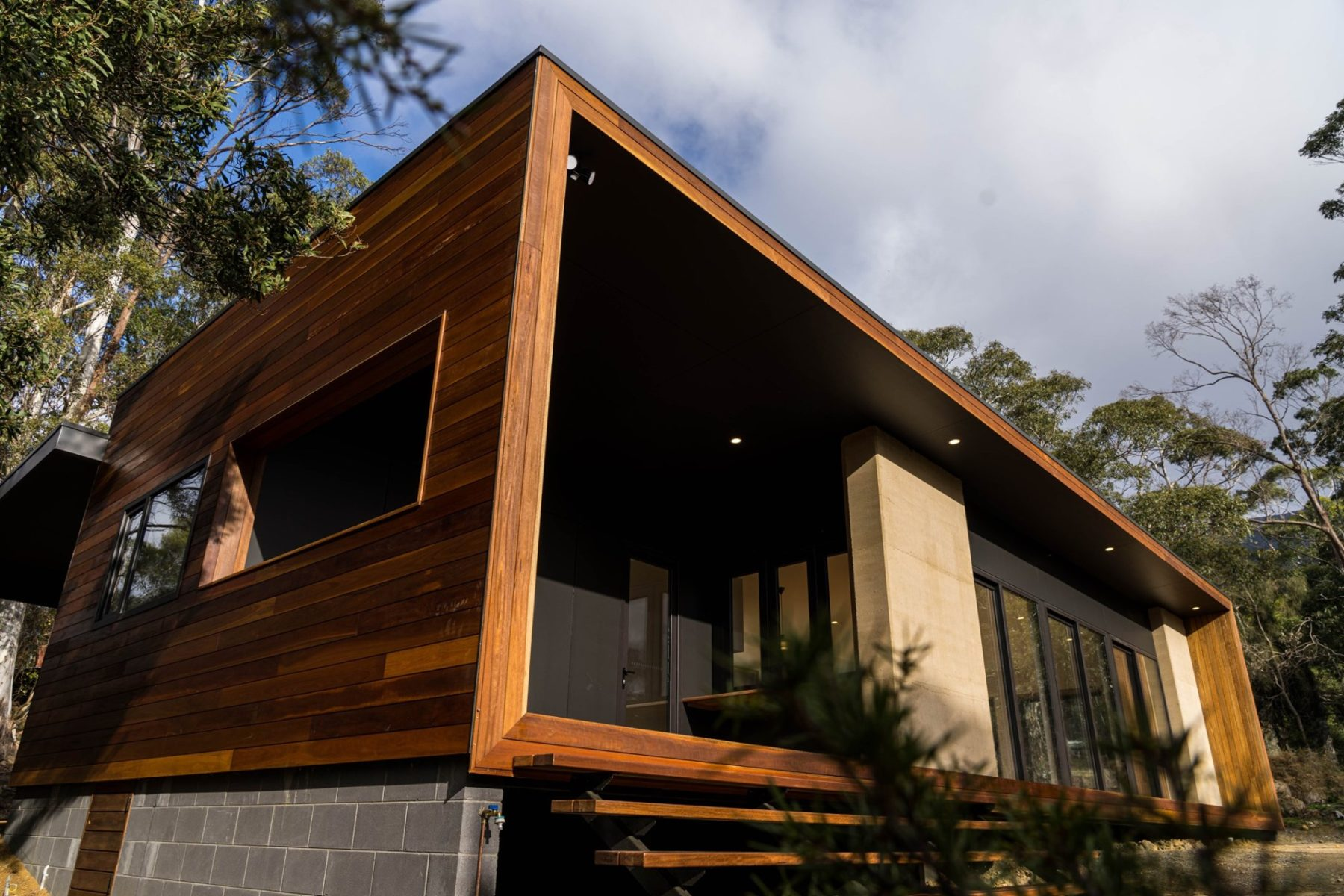 OCON Built Sustainable home
