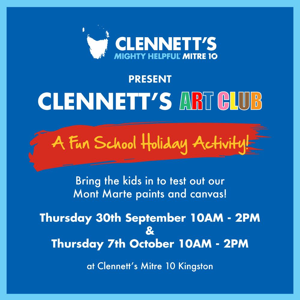 Clennetts Art Club